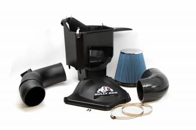 AIR INTAKES - AIR INTAKE KITS - Bully Dog - Bully Dog Rapid Flow Intake, enclosed, Molded XLPE, Stage 2 52102