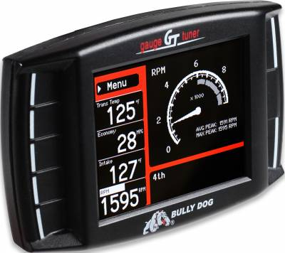 POWER PROGRAMMERS - PROGRAMMERS - Bully Dog - Bully Dog Triple Dog GT gas, vehicle tuner and multi-gauge vehicle monitor 40415