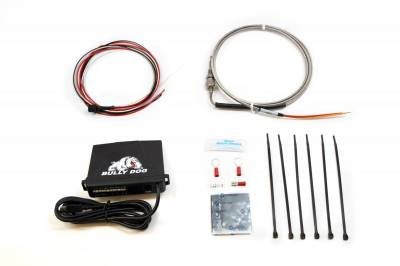 Bully Dog - Bully Dog Bully Dog Sensor Docking Station w/ Pyrometer Probe 40384
