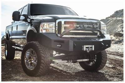 EXTERIOR ACCESSORIES - BUMPERS - Innovative Creations Inc - Innovative Creations Inc SUPER DUTY W/ PRE RUNNER LIGHT BAR FBM32FDN-PR