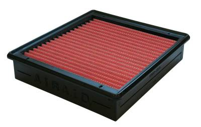 AIR INTAKES - FILTERS - AIRAID - AIRAID Replacement Dry Air Filter 851-356