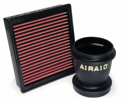 AIR INTAKES - INTAKE ACCESSORIES - AIRAID - AIRAID Airaid Jr Kit 301-728