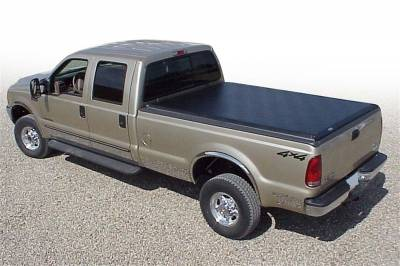 EXTERIOR ACCESSORIES - BED CAPS - Access Cover - Access Cover Super Duty 8ft. Bed (includes dually) 21309
