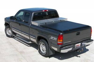 EXTERIOR ACCESSORIES - BED CAPS - Access Cover - Access Cover Super Duty 250; 350; 450 6ft. 8in. Bed 41339
