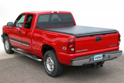 EXTERIOR ACCESSORIES - BED CAPS - Access Cover - Access Cover Classic Full Size 8ft. Bed (except dually) 22189