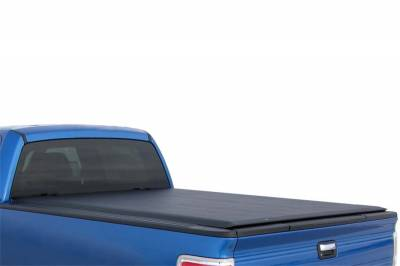EXTERIOR ACCESSORIES - BED CAPS - Access Cover - Access Cover Super Duty 8ft. Bed (includes dually) 91309
