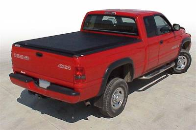 EXTERIOR ACCESSORIES - BED CAPS - Access Cover - Access Cover Ram 1500 8ft. Bed 14129