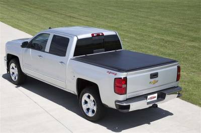 EXTERIOR ACCESSORIES - BED CAPS - Access Cover - Access Cover NEW Full Size 1500 6ft. 6in. Bed 22020329