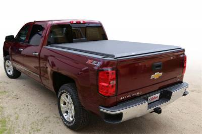 EXTERIOR ACCESSORIES - BED CAPS - Access Cover - Access Cover NEW Full Size 1500 6ft. 6in. Bed 32329
