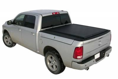 EXTERIOR ACCESSORIES - BED CAPS - Access Cover - Access Cover Ram 1500 Quad Cab/Reg. Cab 8ft. Bed 14189