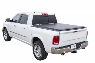 EXTERIOR ACCESSORIES - BED CAPS - Access Cover - Access Cover Ram 1500 Quad Cab/Reg. Cab 8ft. Bed 24189