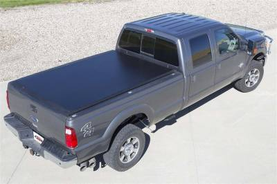 EXTERIOR ACCESSORIES - BED CAPS - Access Cover - Access Cover Super Duty 250; 350; 450 8ft. Bed (includes dually) 31349