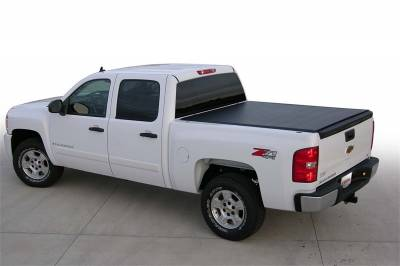 EXTERIOR ACCESSORIES - BED CAPS - Access Cover - Access Cover New Body Full Size All 8ft. Bed (includes dually)(w or w/o cargo rails) 22020299