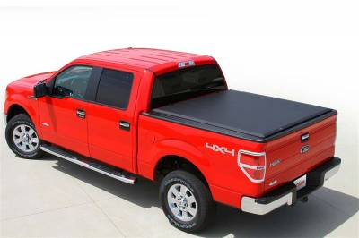 EXTERIOR ACCESSORIES - BED CAPS - Access Cover - Access Cover Super Duty 250; 350; 450 8ft. Bed (includes dually) 91349