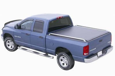 EXTERIOR ACCESSORIES - BED CAPS - Access Cover - Access Cover Ram 1500 6ft. 4in. Bed 14139