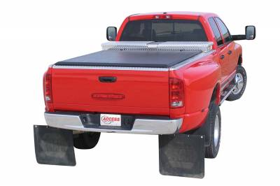EXTERIOR ACCESSORIES - BED CAPS - Access Cover - Access Cover Classic Dually 8ft. Bed 42229