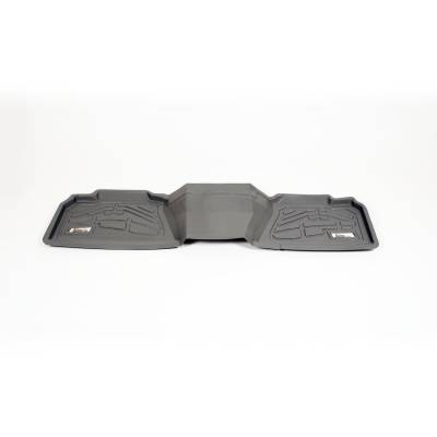 INTERIOR ACCESSORIES - FLOOR MATS - Westin - Westin SURE-FIT MATS 2ND ROW 72-124007