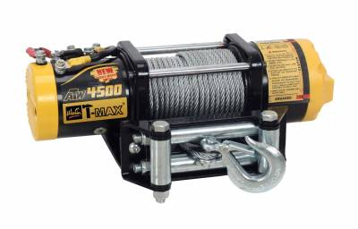 EXTERIOR ACCESSORIES - WINCHES & WINCH ACCESSORIES - Westin - Westin ATW PRO-4500 WINCH 47-1245