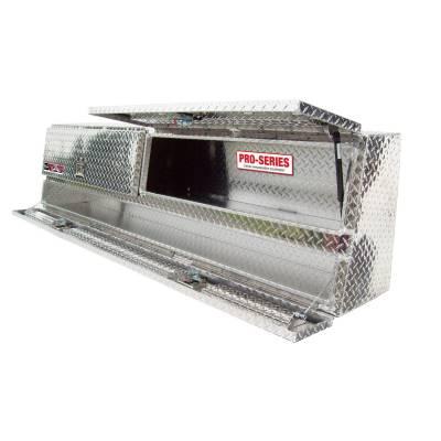 EXTERIOR ACCESSORIES - TOOL BOXES - Westin - Westin BRTBX CONTRACTOR TOPSIDER 80-TBS200-90D