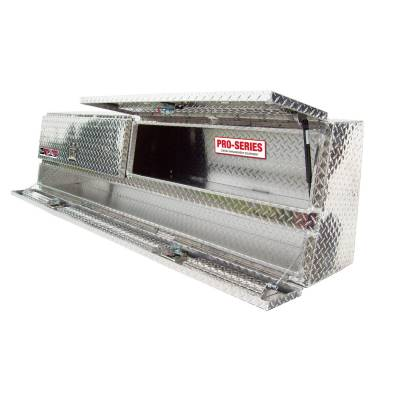 EXTERIOR ACCESSORIES - TOOL BOXES - Westin - Westin BRTBX CONTRACTOR TOPSIDER 80-TBS200-96D