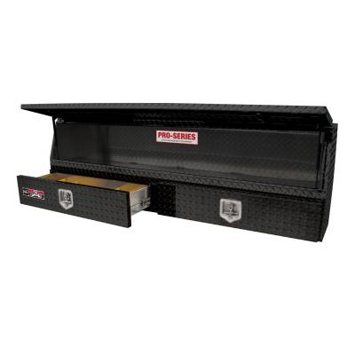 EXTERIOR ACCESSORIES - TOOL BOXES - Westin - Westin BRTBX CONTRACTOR TOPSIDER 80-TBS200-48-B