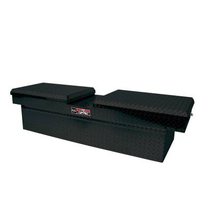 EXTERIOR ACCESSORIES - TOOL BOXES - Westin - Westin BRTBX GULL WING LID 80-RB114GW-B