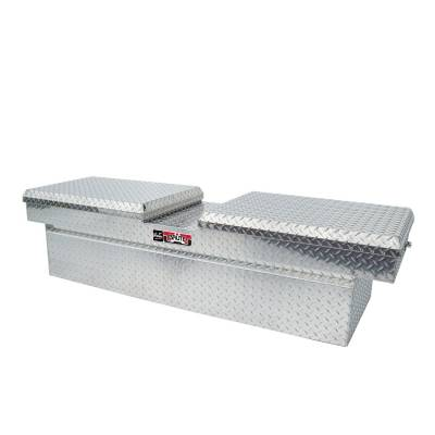 EXTERIOR ACCESSORIES - TOOL BOXES - Westin - Westin BRTBX GULL WING LID 80-RB124GW