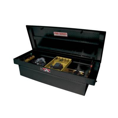 EXTERIOR ACCESSORIES - TOOL BOXES - Westin - Westin BRTBX FULL LID 80-RB155FL-B