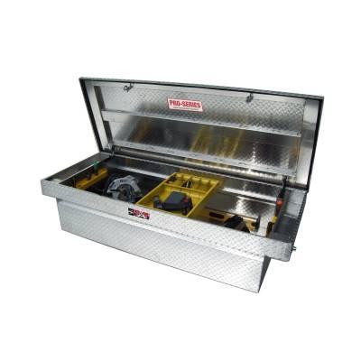 EXTERIOR ACCESSORIES - TOOL BOXES - Westin - Westin BRTBX FULL LID 80-RB155FL