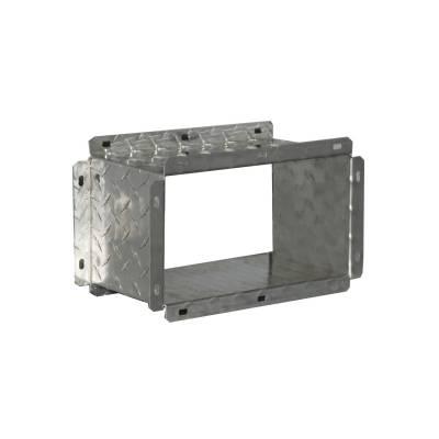 EXTERIOR ACCESSORIES - TOOL BOXES - Westin - Westin BRTBX ALMN CONDUIT CARIER 80-CC006