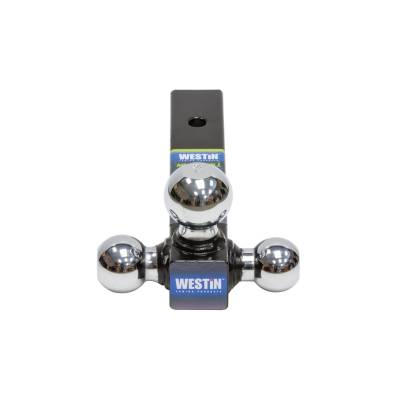 EXTERIOR ACCESSORIES - TOWING - Westin - Westin MULTI-BALL MOUNT 65-691303