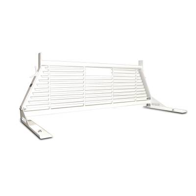 EXTERIOR ACCESSORIES - BACKRACK - Westin - Westin HDX HEADACHE RACK 57-8003