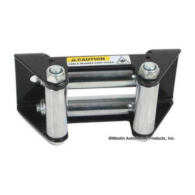 EXTERIOR ACCESSORIES - WINCHES & WINCH ACCESSORIES - Westin - Westin ATW ROLLER FAIRLEAD 47-3430