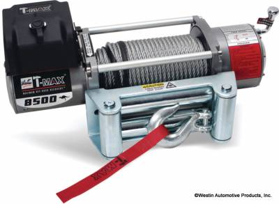EXTERIOR ACCESSORIES - WINCHES & WINCH ACCESSORIES - Westin - Westin EW8500 OFF-ROAD WINCH 47-1486