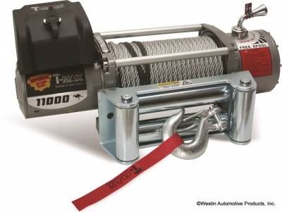 EXTERIOR ACCESSORIES - WINCHES & WINCH ACCESSORIES - Westin - Westin EW11000 OFF-ROAD WINCH 47-1411