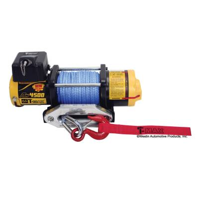 EXTERIOR ACCESSORIES - WINCHES & WINCH ACCESSORIES - Westin - Westin ATW PRO-4500S WINCH 47-1246