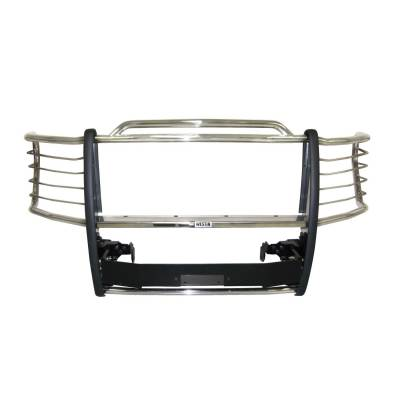EXTERIOR ACCESSORIES - GRILLE GUARDS - Westin - Westin SPORTSMAN WINCH MOUNT GG 45-93610