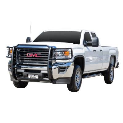 EXTERIOR ACCESSORIES - GRILLE GUARDS - Westin - Westin SPORTSMAN GRILLE GUARD 40-3795