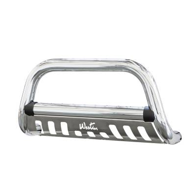 EXTERIOR ACCESSORIES - GRILLE GUARDS - Westin - Westin ULTIMATE BULL BAR 32-3630