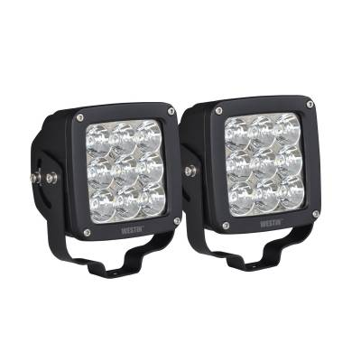 INTERIOR ACCESSORIES - OTHER ACCESSORIES - Westin - Westin AXIS LED AUX LIGHT 09-12219B-PR