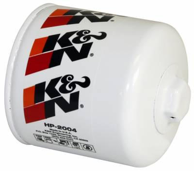 FLUIDS - FILTERS - K&N - K&N Oil Filter HP-2004