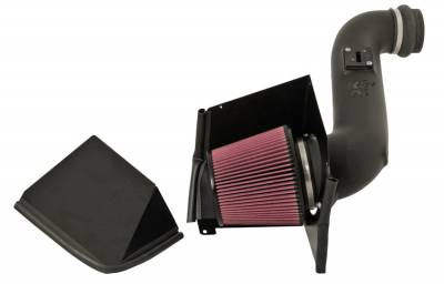 AIR INTAKES - AIR INTAKE KITS - K&N - K&N Performance Intake Kit 57-3066