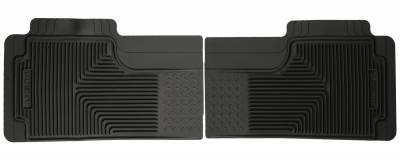INTERIOR ACCESSORIES - FLOOR MATS - Husky Liners - Husky Liners 2nd Or 3rd Seat Floor Mats 52011
