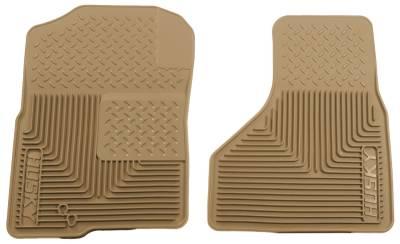 INTERIOR ACCESSORIES - FLOOR MATS - Husky Liners - Husky Liners Front Floor Mats 51223