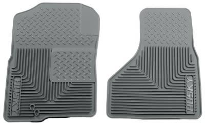 INTERIOR ACCESSORIES - FLOOR MATS - Husky Liners - Husky Liners Front Floor Mats 51222