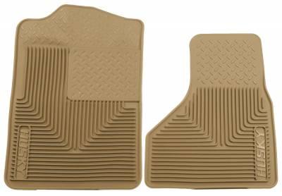 INTERIOR ACCESSORIES - FLOOR MATS - Husky Liners - Husky Liners Front Floor Mats 51203