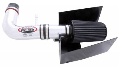 PERFORMANCE - AIR INTAKES - AEM Induction - AEM Induction AEM Brute Force Intake System 21-8106DP
