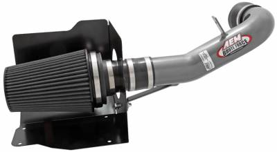 AIR INTAKES - AIR INTAKE KITS - AEM Induction - AEM Induction AEM Brute Force Intake System 21-8023DC