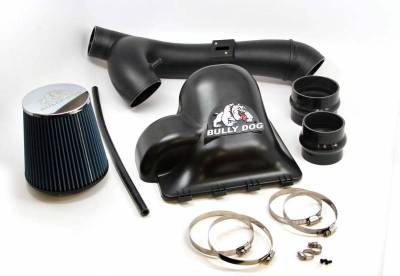 Bully Dog - Bully Dog Rapid Flow Intake, enclosed, Molded XLPE, Stage 2 51202