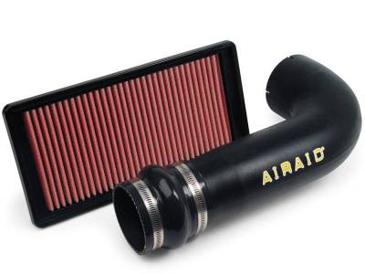 AIR INTAKES - INTAKE ACCESSORIES - AIRAID - AIRAID Airaid Jr Kit 301-717